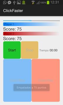 ClickFaster screenshot 2