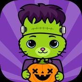 Yasa Pets Halloween أيقونة