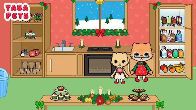 Yasa Pets Christmas تصوير الشاشة 10