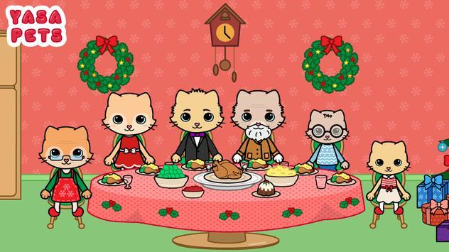 Yasa Pets Christmas تصوير الشاشة 11