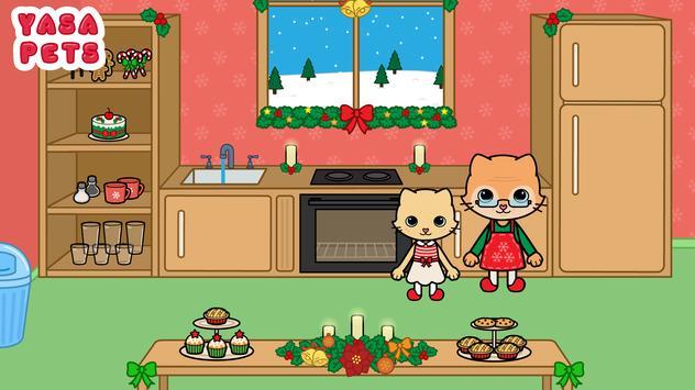 Yasa Pets Christmas تصوير الشاشة 2
