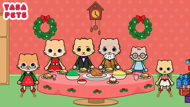 Yasa Pets Christmas تصوير الشاشة 3