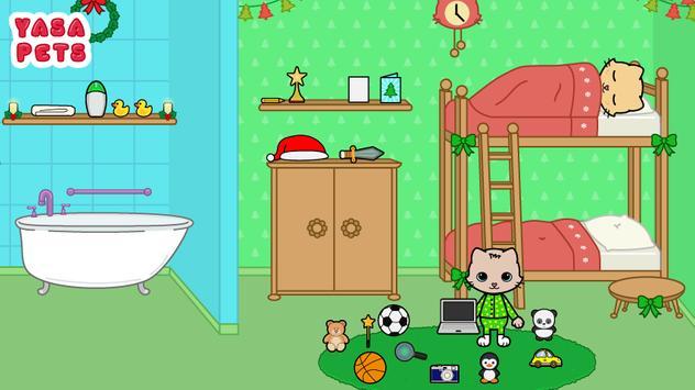 Yasa Pets Christmas تصوير الشاشة 9