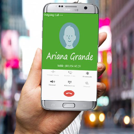 Call from Ariana Grande for Android - APK Download
