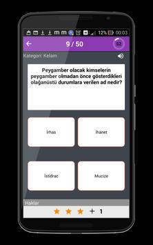 Dini Bilgi Yarışması apk screenshot