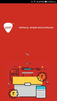 Yash Consulting poster