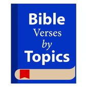 Bible Verses By Topics icon