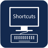 Computer Keyboard Shortcuts icon