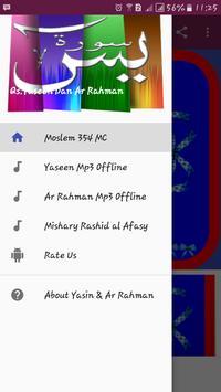Qiroah Merdu Surat Yasin dan Ar Rahman offline poster