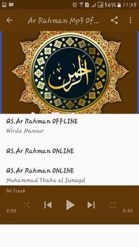 Qiroah Merdu Surat Yasin dan Ar Rahman offline apk screenshot