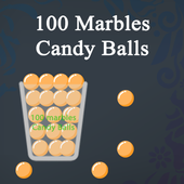 100 Marbles Candy Balls icon