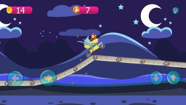 Super Animal Adventure Squad chicken screenshot 2