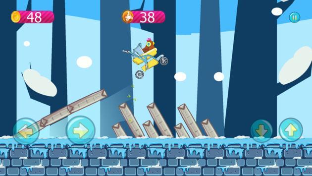 Super Animal Adventure Squad chicken screenshot 3