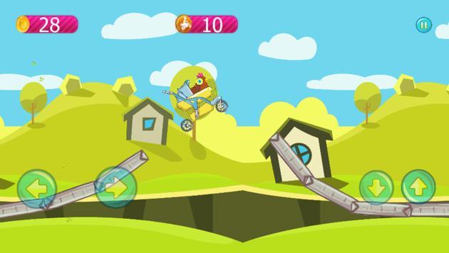 Super Animal Adventure Squad chicken screenshot 5
