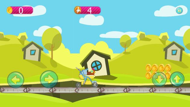 Super Animal Adventure Squad chicken screenshot 6