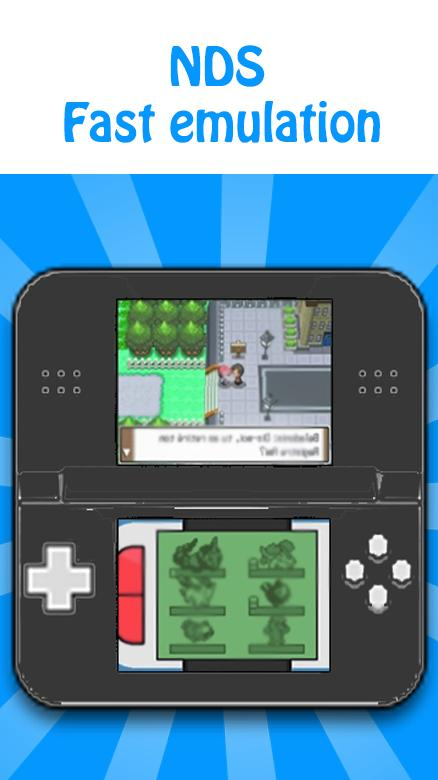 Poké nds Emulator for Android - APK Download