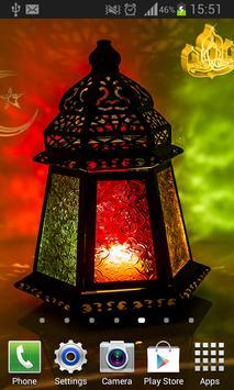 Ramadan Latern livewallpaper poster