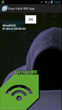 Hack Wifi App Prank 2016 apk screenshot
