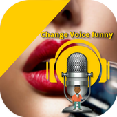 Change Voice Funny icon