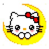 Pixel Art Kitty icon