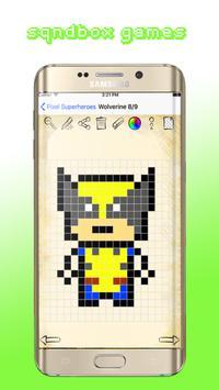 Pixel Art Kitty screenshot 1