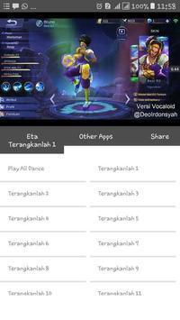 VID ETA TERANGKANLAH apk screenshot