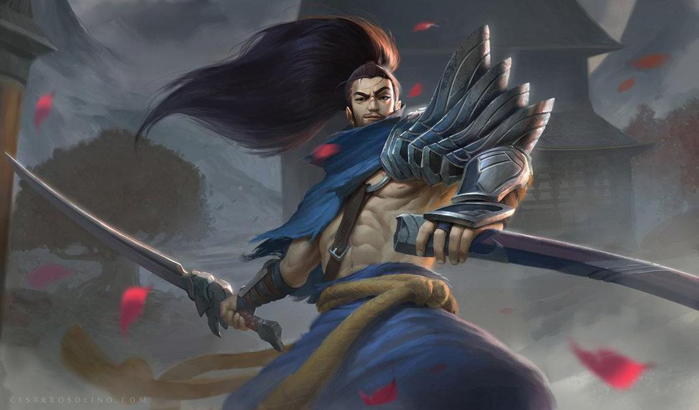 Yasuo 4k Live Wallpapers Telechargement D Apk Gratuits