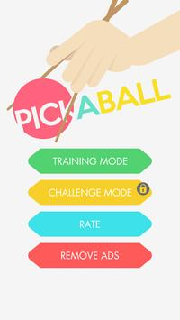 Pick Color Ball poster