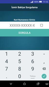 İzmir Bakiye Sorgulama apk screenshot