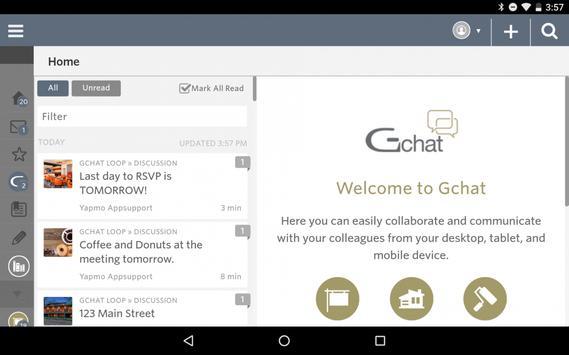 Gibson International Chat screenshot 5