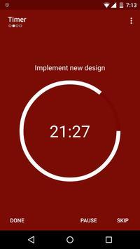 Scheduler ảnh chụp màn hình 3