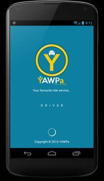 YAWPa Bermuda Driver poster