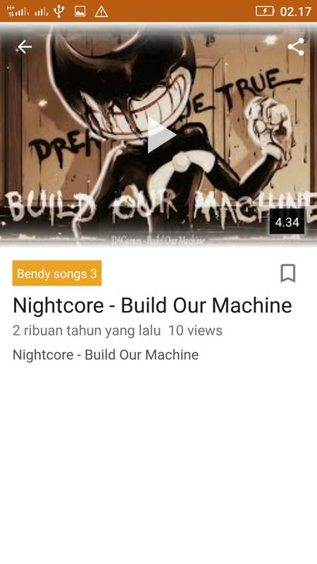 bendy and the ink machine song build our machine download mp3