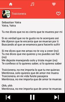 Musica Sebastián Yatra + Letra apk screenshot