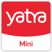 Yatra Mini- Bus & Rail Booking icon