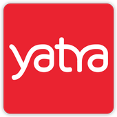 Yatra - Flights, Hotels, Bus, Trains & Cabs आइकन