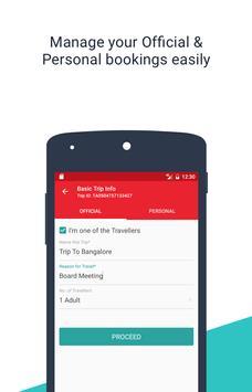 Yatra For Business screenshot 1