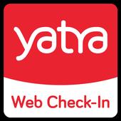 Yatra-  Flight Web Check-In icon