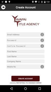Yavapai Title Agency poster
