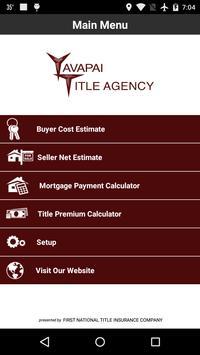 Yavapai Title Agency screenshot 1