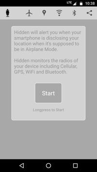 Hidden apk screenshot