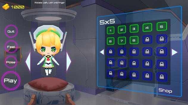 Chibi AR Matrix apk screenshot
