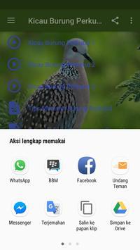 Kicau Burung Perkutut NEW screenshot 5