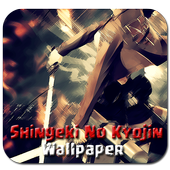 Eren Anime Wallpaper icon