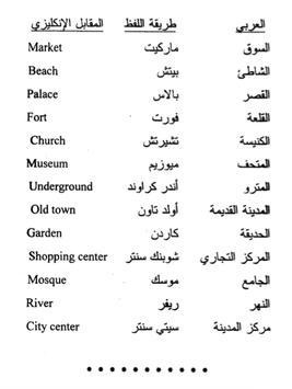 مرجعك الأول في تعلم اللغة الانجليزية screenshot 7