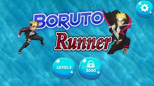 Borutto Runner screenshot 4