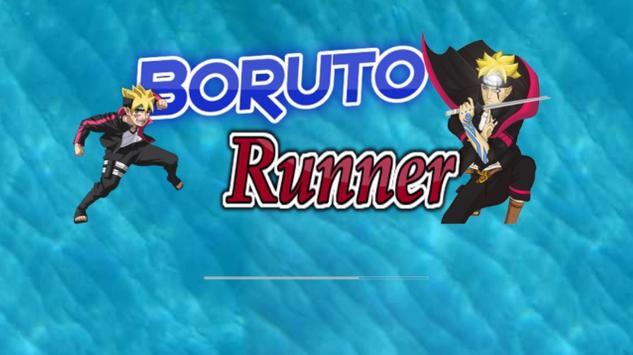 Borutto Runner apk screenshot
