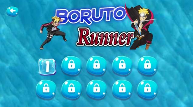 Borutto Runner screenshot 1
