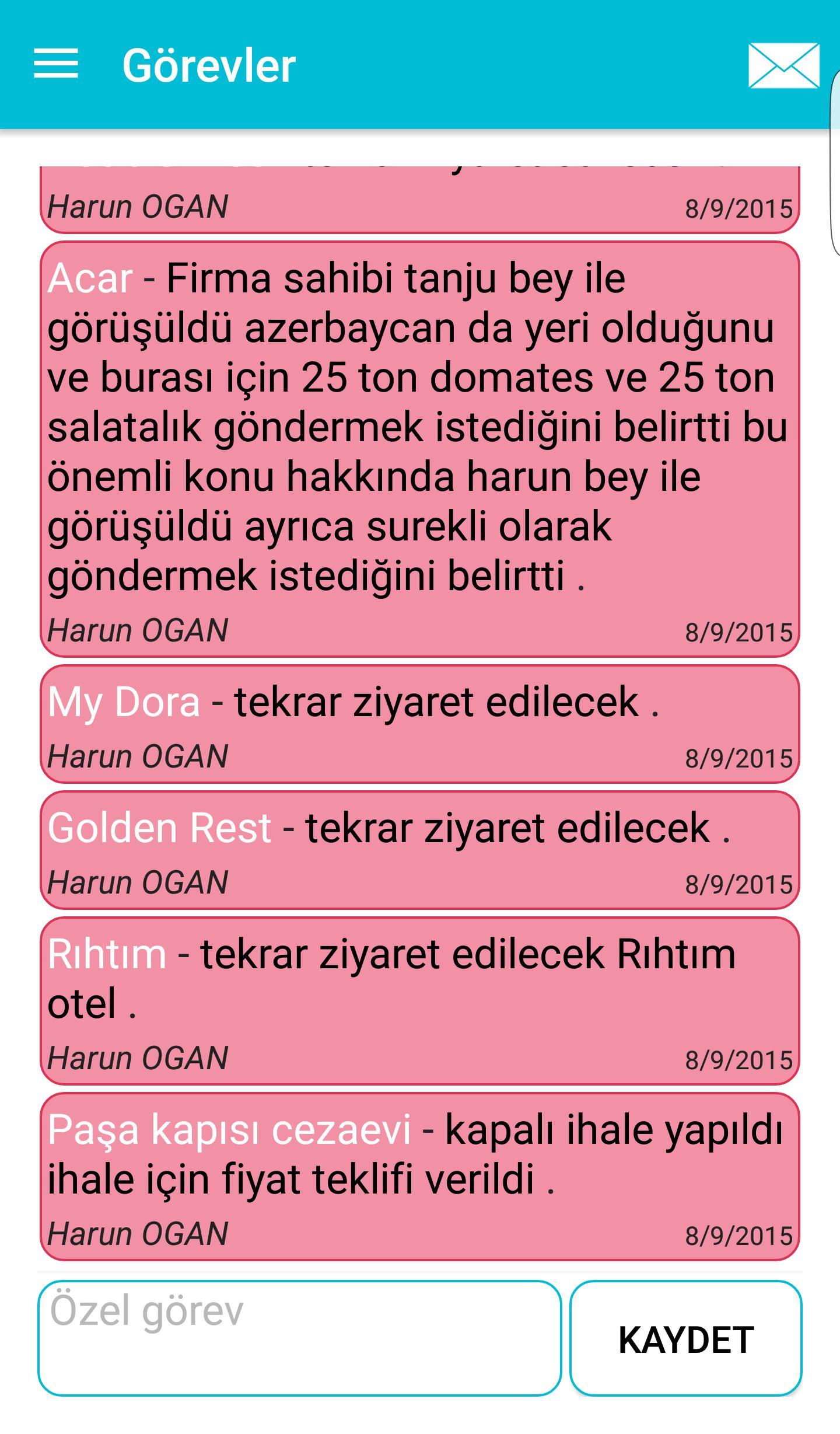 YAZAR CRM poster