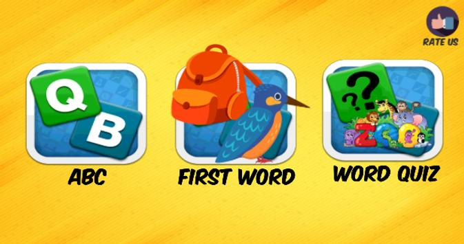 BABY FIRST WORDS - BABY APPS poster